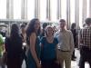 Gergana (Fulbrighterin aus Bulgarien), Lena und ich