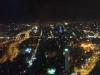 Blick auf Ho Chi Minh Stadt vom 51. Stock des Bitexo Financial Tower