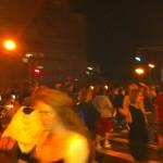 Trubel in Boston um 23 Uhr
