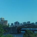 Anfahrt nach Boston